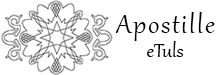 Apostila – Apostil – Apostille Logo
